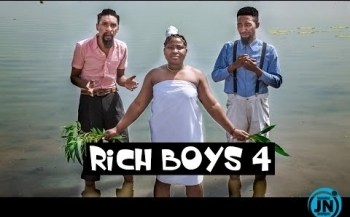 Yawaskits - Rich Boys